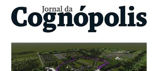 Edição histórica do Jornal da Cognópolis