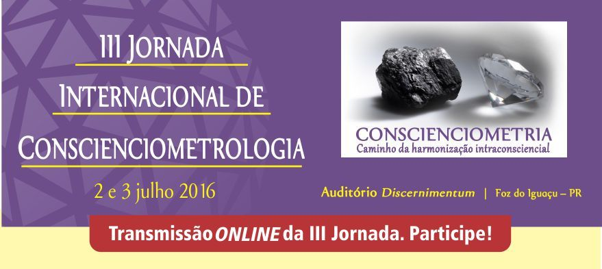 III Jornada Internacional de Conscienciometrologia