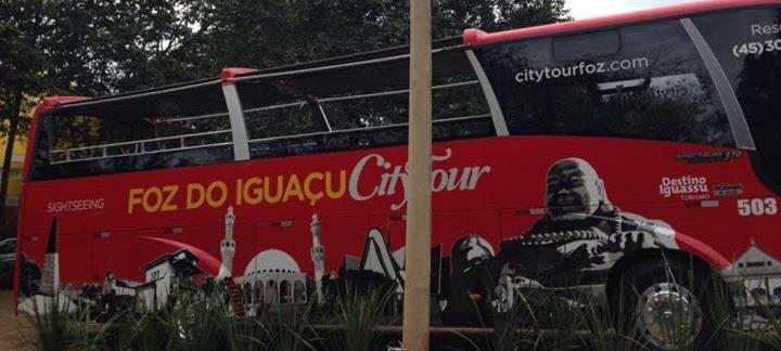 City Tour de Foz do Iguaçu na Cognópolis