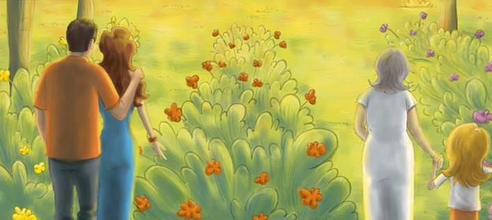 Curta de Animação Jardim de Alice
