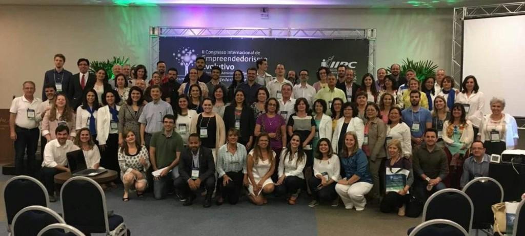 ARACÊ no Congresso de Empreendedorismo Evolutivo