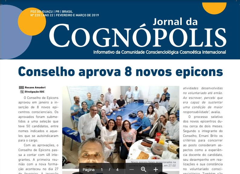 Jornal da Cognópolis n. 220
