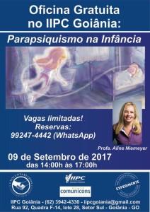 Parapsiquismo na Infância_Goiânia