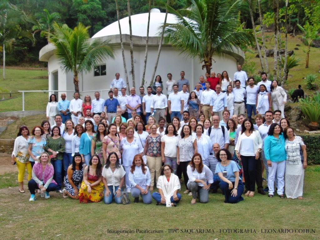 Primeiro Laboratório Grupal da Paz é inaugurado no Rio de Janeiro em 20 de outubro de 2017