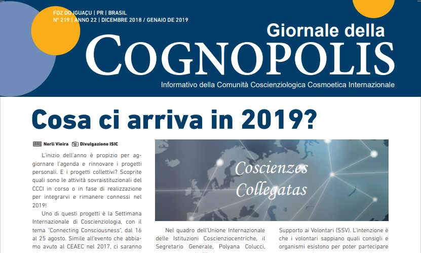 Giornale della Cognopolis